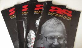 Časopis Amatérská scéna 1–4/2002